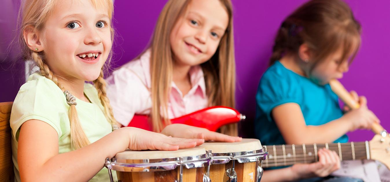 Español y música para niños